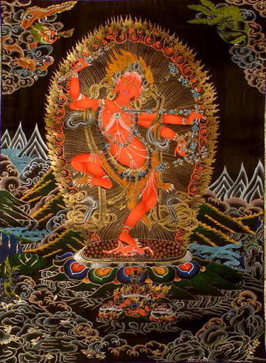 Online Course: The Five Wisdom Energies of the Dakini